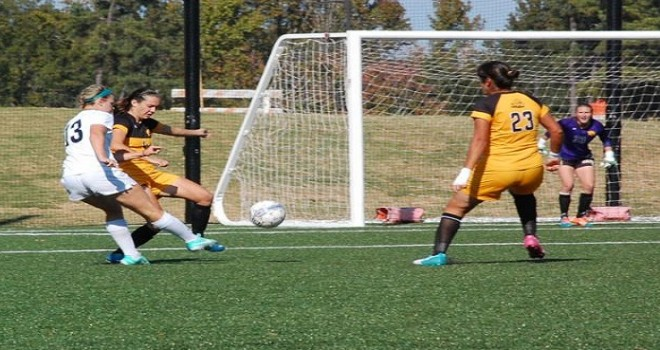 Photo for Women's Soccer Drops Season Opener 4-1 against Texas Southern