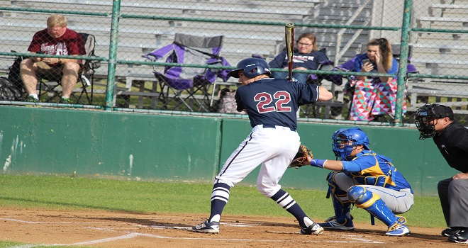 Photo for Eagles Take Down Ouachita Baptist in Mid-week Matchup 5-4