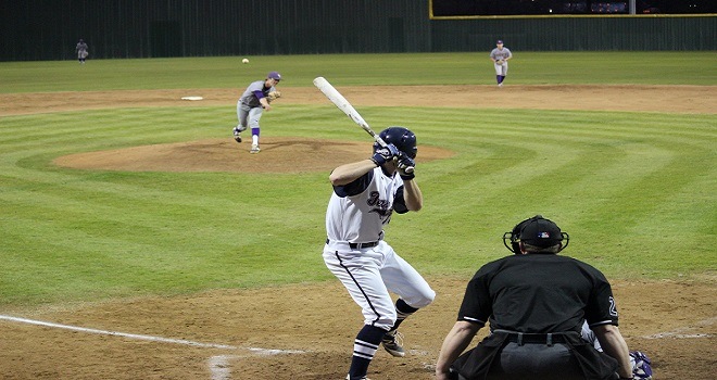 Photo for Baseball Drops to LSUA in Late Innings