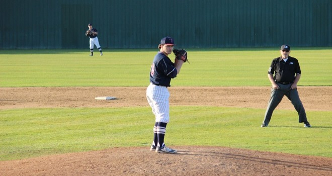 Photo for Baseball Picks Up Mid-Week Win Over Bacone College 12-6