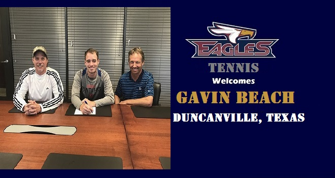 Photo for Men's Tennis Add Division II Transfer to the 2017-2018 Roster