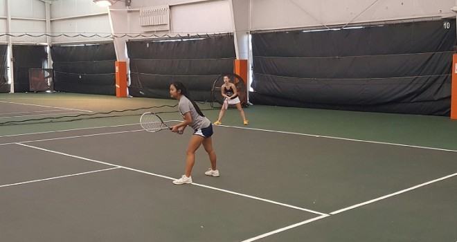 Photo for Women's Tennis Results Against Jacksonville College