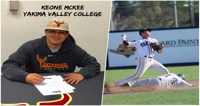 Photo for TAMUT Baseball Signs JUCO Infielder Keone McKee