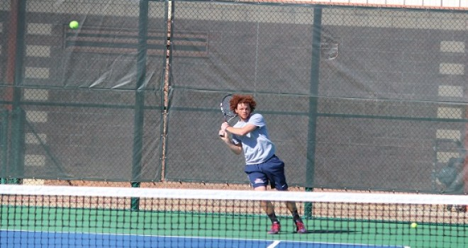 Photo for Tennis Strives at ITA Oracle Cup