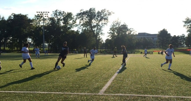 Photo for Lady Eagles Dominate Paul Quinn College 7-0