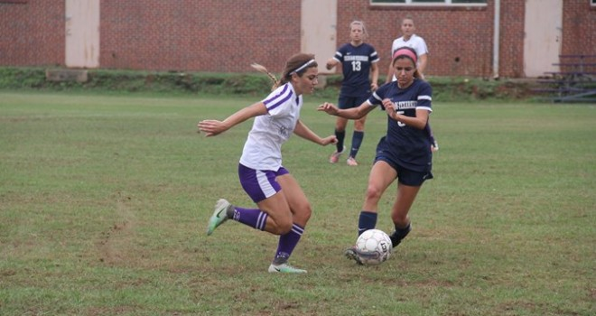 Photo for Eagles Defeat Wiley College 1-0 in the First Round of the RRAC Women's Soccer Tournament