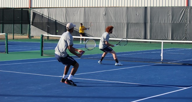 Photo for Men's Tennis Results Against University of the Ozarks